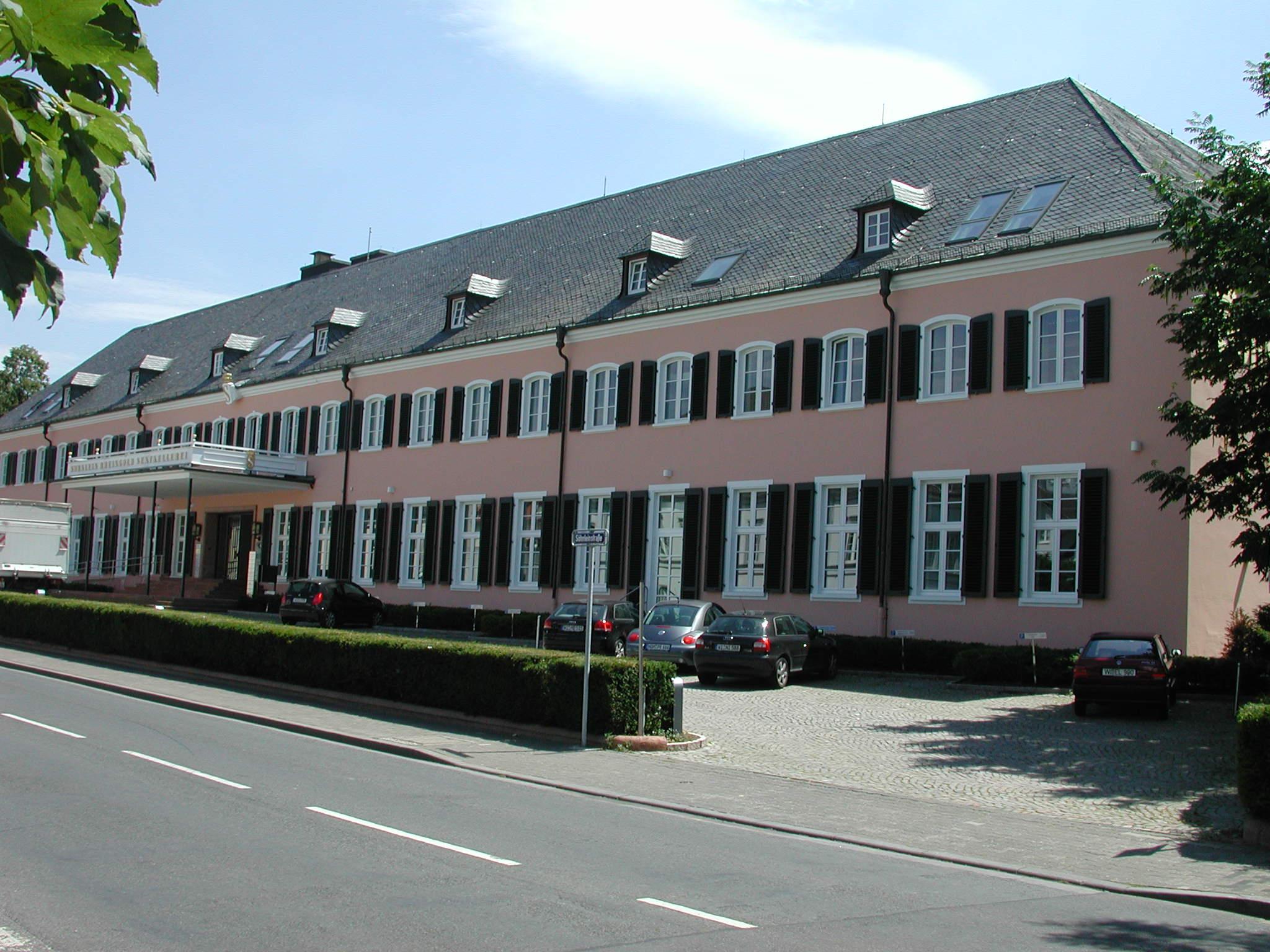 Parkhäuser Wiesbaden